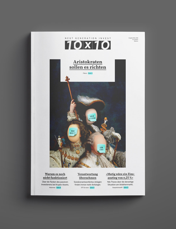 10x10 Magazin